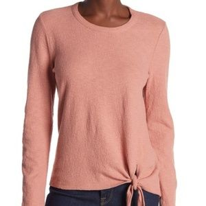 Madewell Side Tie Top